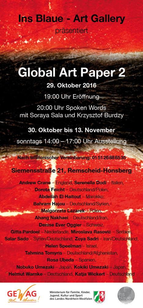 Spoken Words Event