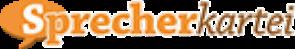 Sprecherkartei logo