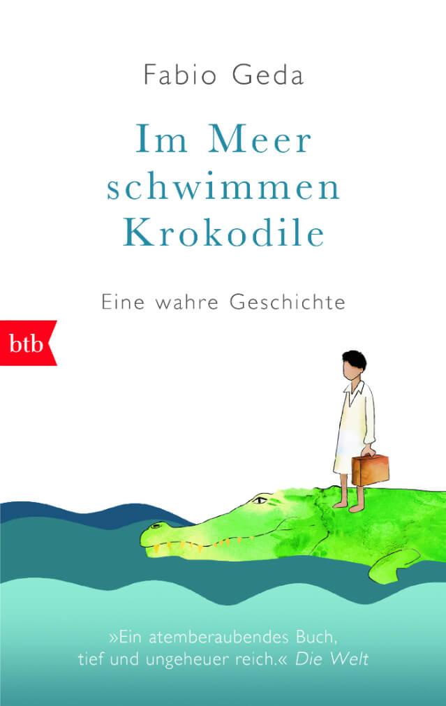 """""""Im Meer schwimmen Krokodile"""""""