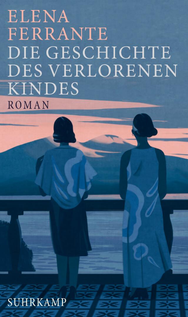 LESUNG in Wuppertal: Elena Ferrante &quote;Die Geschichte des verlorenen Kindes&quote;