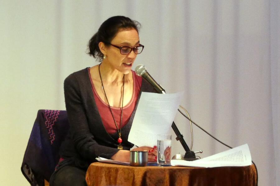 Workshop: Vorlesen, Texte gestalten, Erzählen | Leitung: Soraya Sala | www.sorayasala.de