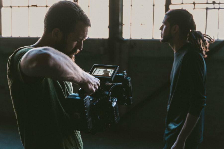 Workshop: Schauspiel für die Kamera - Einführungswochenende